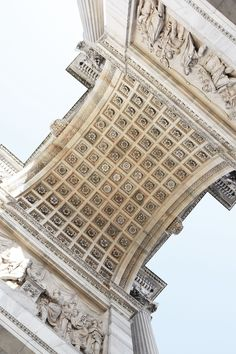 Arco della Pace, Milan | Photo by Matthijs Kok