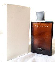 Ysl edt 100 ml. Demo (first version Ysl, Flask, Barware, Perfume Bottles, Bar Accessories, Perfume Bottle, Glas