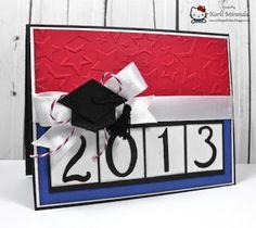Crafting with Class: Graduation 2 ways