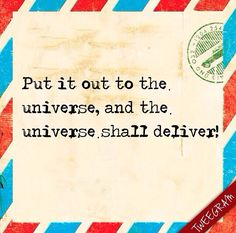 Cosmic ordering - put it out to the universe - Pinned by The Mystic's Emporium on Etsy