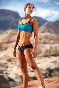 lean muscle tone
