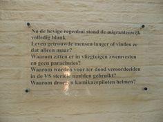 Mooie tekstjes in Brugge, deel 3.