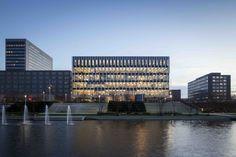 Polak Building by Paul de Ruiter Architects, Rotterdam – Netherlands » Retail Design Blog
