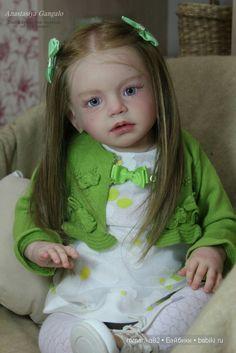 Reborn Toddler, Baby Dolls, Cute Babies, Daughter, Children, Blog, Handmade Dolls, Collection, Toddlers