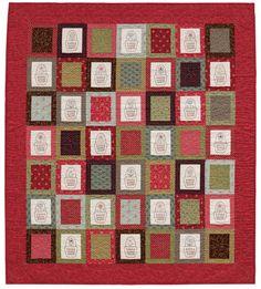 Aquí una nueva publicación de Martingale titulada Patchwork Loves Embroidery. Nos faltan horas para poder hacer tantas bellezas no creen?  ...