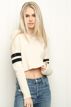 Brandy ♥ Melville | Izzy Sweater - Sweaters - Clothing