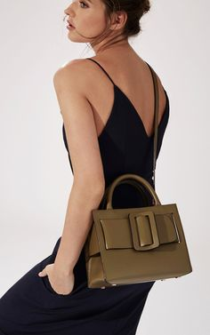 Leather Bobby Bag 23cm by BOYY for Preorder on Moda Operandi