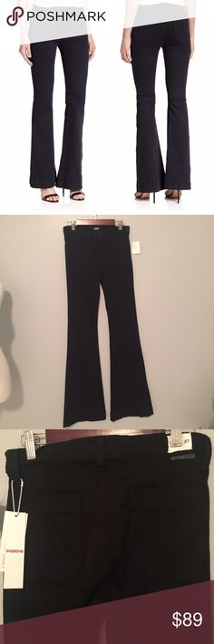 Hudson Taylor high rise flare denim NWT!  Super flare and super stretchy!  Fits TTS.  Measurements happily given upon request!  No trades. Reasonable offers welcome 🍾Note: 20% off bundles of 2+ items in my closet! Hudson Jeans Jeans Flare & Wide Leg