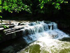 Waterfall Hunt In New York State Parks