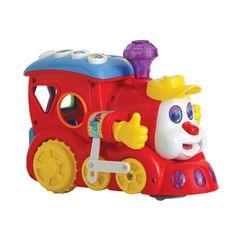 Bondigo Türkçe Konuşan Eğitici Tren  59.90TL yerine 29.90TL Renkli ve canlı tasarıma sahip Bondigo Türkçe Konuşan Eğitici Tren, minikler için hem eğlenceli hem de eğitici bir oyuncaktır. Gerçek bir tren yolcuğuna çıkan minikler, alfabeyi öğrenmeye başlarlar. Üzerindeki tuşlar sayesinde sayıları, renkleri ve hayvan isimlerini tanıyıp öğrenirler. Piyano fonksiyonu ile melodiler arasında bağ kurma özelliği sayesinde zihinsel gelişim hızlanır.