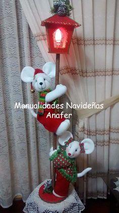 Para decorar nuestro hogar Christmas Projects, Christmas Home, Handmade Christmas, Holiday Crafts, Holiday Fun, Vintage Christmas, Snowman Christmas Decorations, Decorating With Christmas Lights, Christmas Wreaths