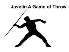 We discussed all about of javelin and shown in details its design and technique to throw in game and its throwing factor. If you are looking its manufacturers which are famous for high quality javelin manufacturing then you can visit at web portal of tradeindia.