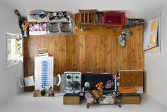Untitled (Kitchen III)2008, 90 x 127 cm