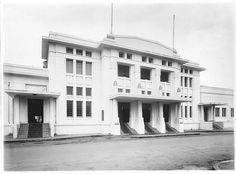 Sociëteit Concordia, Bandung, Java, Indonesië (1919-1930)