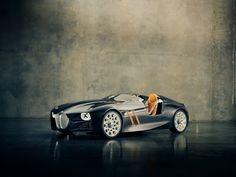 BMW concept car. Please put this into production...