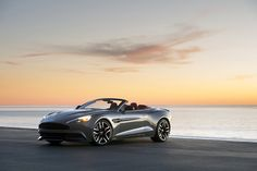 Aston Martin Vanquish Volante. The Ultimate GT is now the Ultimate Volante. Discover more at: http://www.astonmartin.com/cars/vanquish-volante #AstonMartin #Cars #Luxury