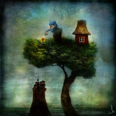 alexander jansson - I want all his work framed on my walls. All.