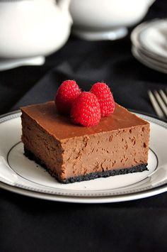 Sweet Boake   Baking Blog : Royal Chocolate Cheesecake