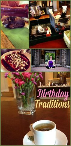 Five feel-good birthday traditions! | Fit Bottomed Girls
