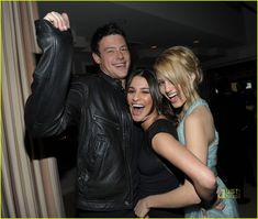 Find images and videos about glee, lea michele and dianna agron on We Heart It - the app to get lost in what you love. Disney Movie Quiz, Finn Glee, Lea And Cory, Quinn Fabray, Glee Cast, Dianna Agron, Cory Monteith, Sarah Michelle Gellar, Celebrity Moms