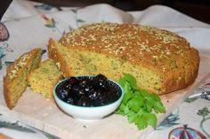 ψωμί χωρίς γλουτένη, βίγκαν ψωμι χωρις γλουτενη Gluten Free Recipes, Vegan Recipes, Salmon Burgers, Free Food, Bread, Baking, Ethnic Recipes, Cooking Recipes, Kochen