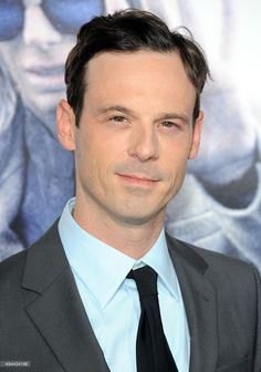 Scoot McNairy attends the premiere of Warner Bros. Pictures' OUR BRAND IS CRISIS at TCL Chinese Theatre on October 26, 2015 in Hollywood, California. (photo Albert L. Ortega)