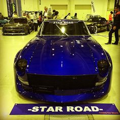 #starroad 240z Datsun, Datsun Car, Nissan Z Cars, Jdm Cars, America Muscle, Classic Japanese Cars, Cars And Motorcycles, Muscle Cars, Dream Cars