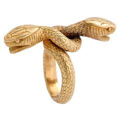 Snake ring!