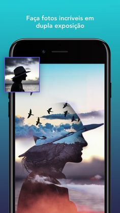 Facetune makers newest app Enlight Photofox is a powerful image editor Iphone Photography, Mobile Photography, Book Photography, Photo To Video, Make Photo, Social Networking Apps, Iphone Photo Editor App, Mirror Video, Ios