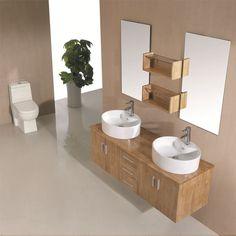 Choisissez des meubles bois clair pour une atmosphère zen dans votre ...
