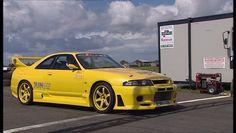 The Jun Super Lemon Gtr - Mitsubishi Lancer Register Forum Nissan Skyline Gtr R33, Nissan R33, 2015 Nissan Gtr, R33 Gtr, Street Racing Cars, Auto Racing, Drag Racing, Tuner Cars, Jdm Cars