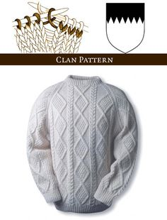 Power Knitting Pattern Aran Knitting Patterns, Cushion Covers, Irish, Men Sweater, Kit, Wool, Stitch, Sweaters, Full Stop