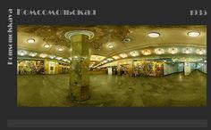 Moscow metro ...