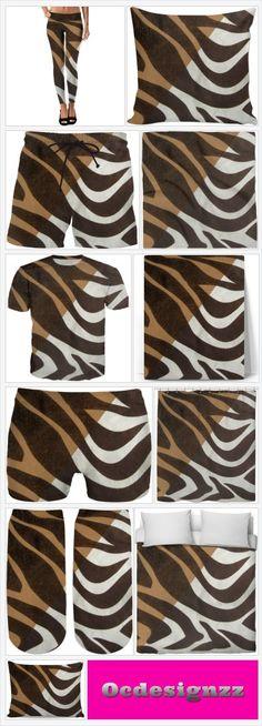 Jungle Fever Grunge Brown Black Zebra Print Leggings https://www.rageon.com/products/jungle-fever-grunge-brown-black-zebra-print-leggings