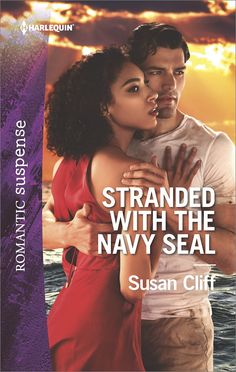 Stranded with the Navy SEAL (Team Twelve) by Susan Cliff. For one navy SEAL, danger and passion are brewing in paradise Working on a cruise ship was supposed to be the perfect distraction for chef Cady Crenshaw. Instead, it made her the perfect target. Abducted and thrown overboard into foreign waters, she has only one shot at survival…and it comes at the hands of an irresistible ally. Navy SEAL Logan Starke's protective instincts were locked and loaded the moment he met Cady at the…