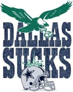 I like it because Dallas sucks.The Eagles are one of my favorite team. Dallas Cowboys, Cowboys Memes, Nfl Memes, Football Memes, Sports Memes, Sport Football, Titans Football, Football Stuff, Funny Sports