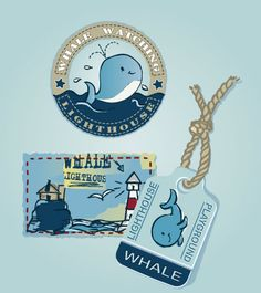 Watching the whales | Kidsfashionvector | cute vector art for kids clothes