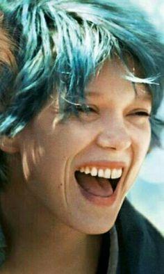 Smile Emma.  Blue Is The Warmest Colour