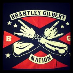 Brantley Gilbert Flag