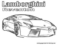 coloring pages cars free