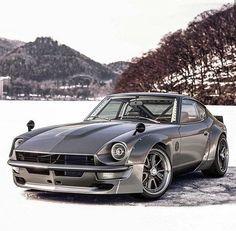 240z Datsun, Datsun Car, Tuner Cars, Jdm Cars, Carros Jdm, Carros Retro, Nissan Z Cars, Automobile, Street Racing Cars