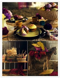 Moroccan theme. AHH.. if I had the money, i would go ALL out for this!