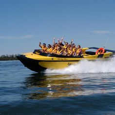 Pioneer Jet Whitsundays from $48! http://bit.ly/1WEgXPI #travel #holiday #backpacking #wow #extreme #fun #water
