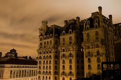 The Ansonia at Night, Upper West Side, New York City, 2009