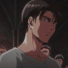 Attack On Titan Aesthetic, Attack On Titan Anime, Mystic Messenger, Sword Art Online, Eren E Levi, Anime Profile, Hot Anime Guys, Bokuto Koutarou, Aesthetic Anime