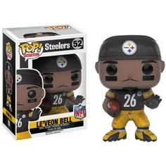 Funko POP! Pittsburgh Le'Veon Bell Figure, Team