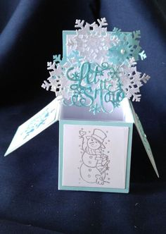 Image result for christmas pop up cards