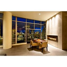 Penthouse view on point  Seattle, WA. MLS: 717673