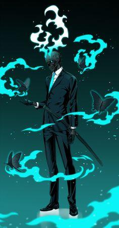 Pixiv Id 7299304 Image - Zerochan Anime Image Board Fantasy Character Design, Character Design Inspiration, Character Concept, Character Art, Dark Fantasy Art, Fantasy Artwork, Ninja Art, Samurai Art, Dope Art