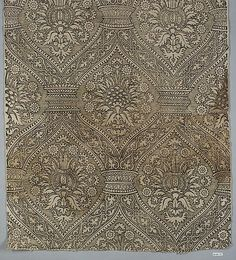 Date: 16th century Culture: Spanish Medium: Linen Dimensions: L. 84 x W. 21 inches 213.4 x 53.3 cm Classification: Textiles-Printed